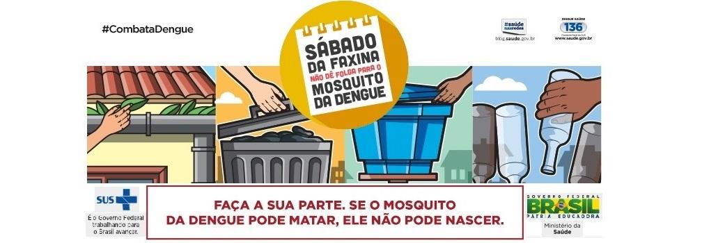 Baner-contra-Dengue