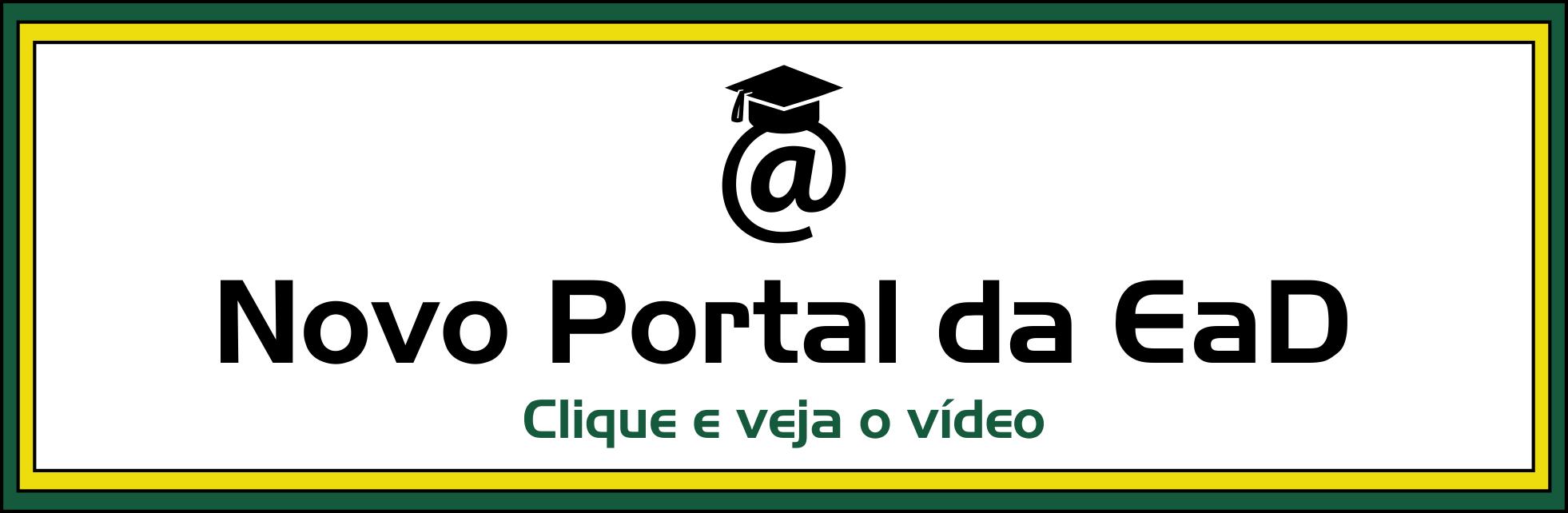 novo portal banner
